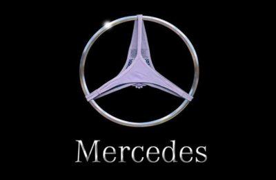 logo firmy mercedes benz