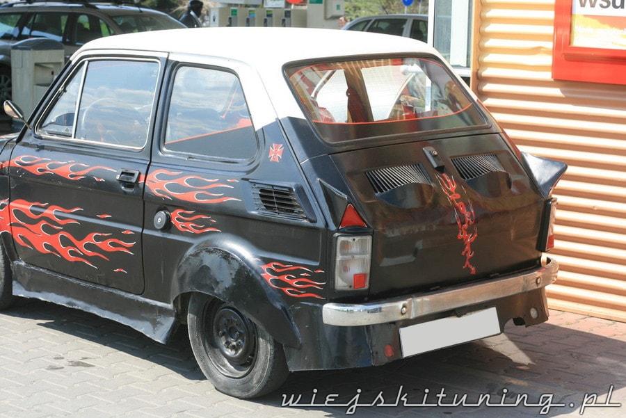 Fiat 126p Tuning