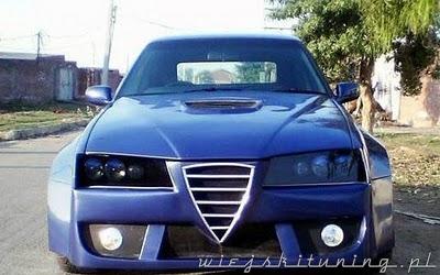Alfa Brera Tuning