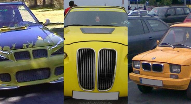 bmw wannabe car tuning contest WT