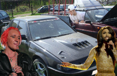 falszujacy accord honda tuning WT