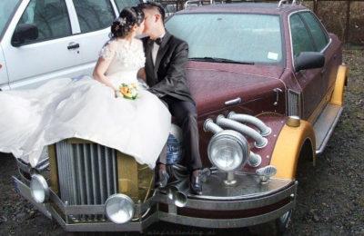 wedding crasher ford scorpio WT
