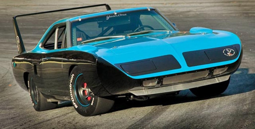 dodge superbird