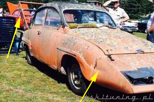 saab 96 orange tuning 2