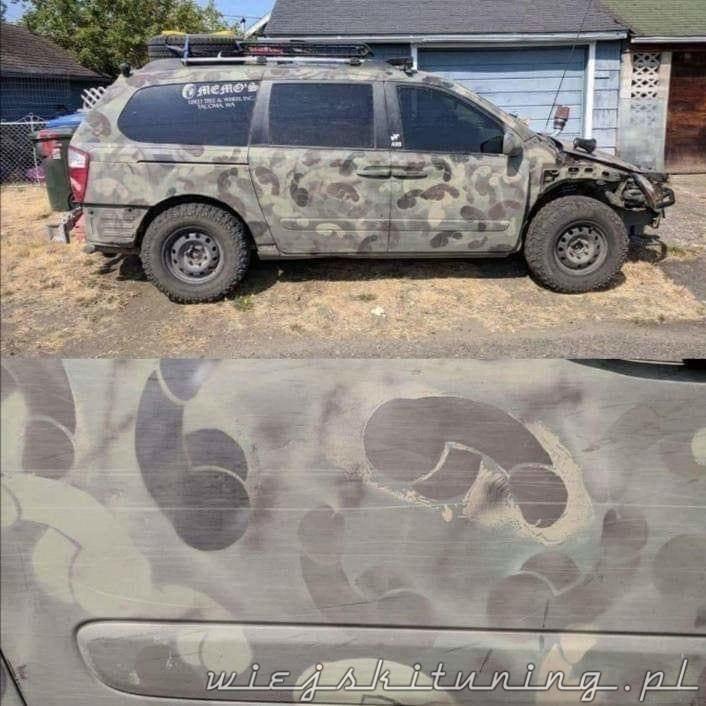 12 kamuflaz wojskowy samochod penisy 1