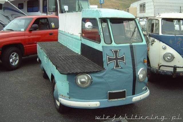 3 VW transporter cwiartka 1